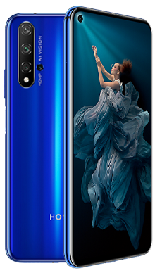 Honor 20 128GB Sapphire Blue