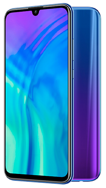 Honor 20 Lite Phantom Blue