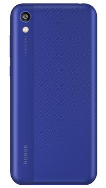 Honor 8S Blue Back