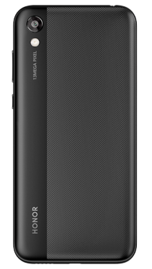 Honor 8S Black Back