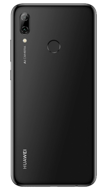 Huawei P Smart 2019 Midnight Black Back
