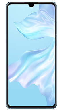 Huawei P30 128GB Breathing Crystal Front
