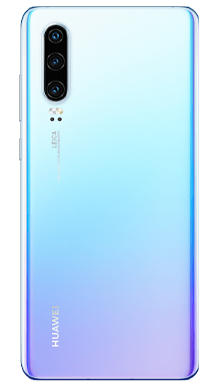 Huawei P30 128GB Breathing Crystal Back