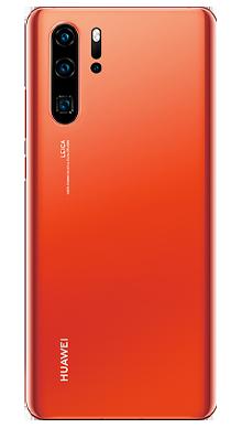 Huawei P30 Pro 512GB Amber Sunrise Back