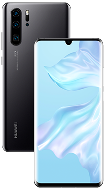 Huawei P30 Pro 128GB Midnight Black