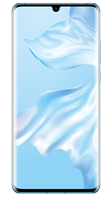 Huawei P30 Pro 128GB Breathing Crystal Front