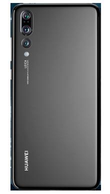 Huawei P20 Pro Black Back