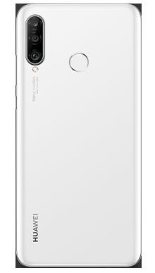 Huawei P30 Lite Pearl White Back