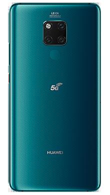 Huawei Mate 20X 5G Emerald Green Back