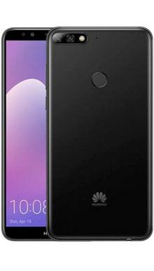 Huawei Y7 Black