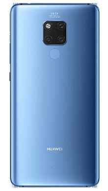 Huawei Mate 20 X Blue Back