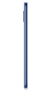 Huawei Mate 20 X Blue Side