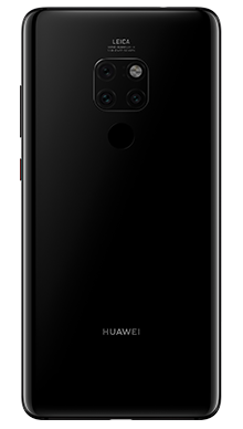 Huawei Mate 20 Black Back