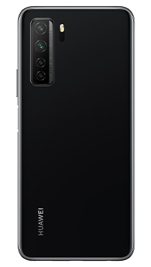 Huawei P40 Lite 5G 128GB Midnight Black Back