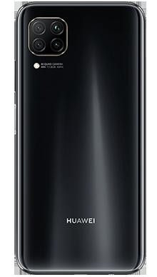 Huawei P40 Lite 128GB Midnight Black Back