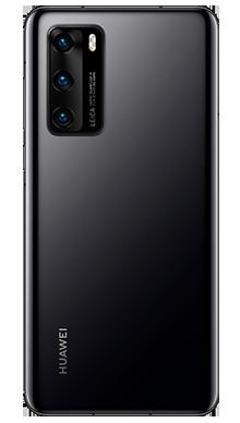 Huawei P40 Pro 256GB 5G Midnight Black Back