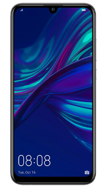 Huawei P Smart 2019 Midnight Black Front