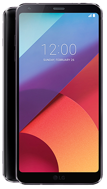 LG G6 32GB Black Nearly New