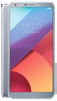 LG G6 32GB Platinum