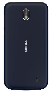 Nokia 1 Blue Back