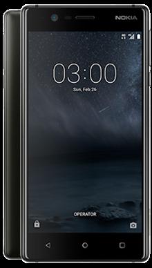Nokia 3 Black