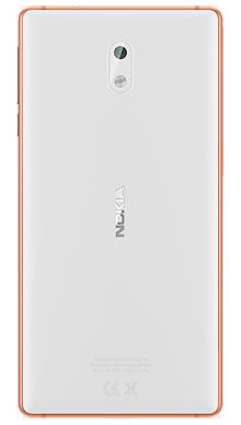 Nokia 3 Copper Back