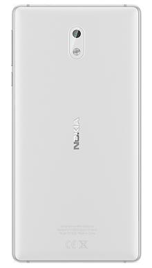 Nokia 3 White Back