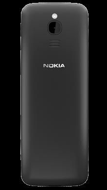 Nokia 8110 Black Back