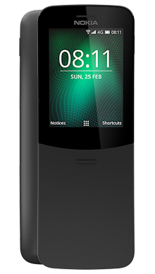 Nokia 8110 Black