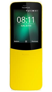Nokia 8110 Yellow Front
