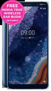 Nokia 9 Blue