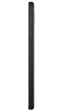 Nokia 1 Plus Black Side
