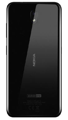 Nokia 3.2 Black Back