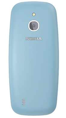 Nokia 3310 Blue Back