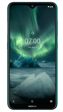 Nokia 7.2 Green Front