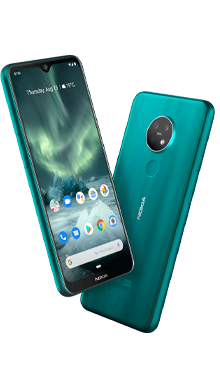 Nokia 7.2 Black