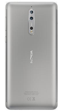 Nokia 8 Steel Back