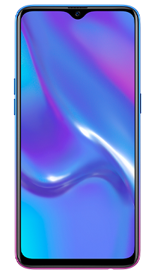 Oppo RX17 Neo 128GB Astral Blue Front