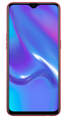 Oppo RX17 Neo 128GB Mocha Red Front
