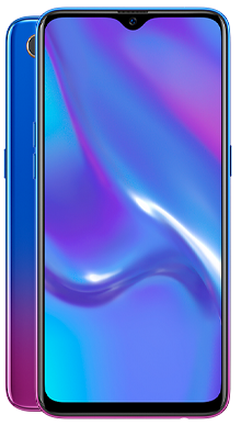 Oppo RX17 Neo 128GB Astral Blue