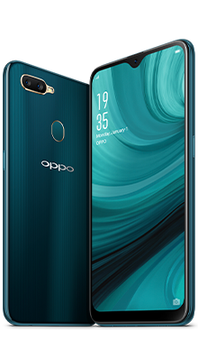 Oppo AX7 64GB Blue