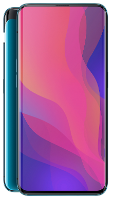 Oppo Find X 128GB Glacier Blue