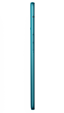 Oppo Reno 5G 256GB Ocean Green Side