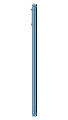 Oppo A15 32GB Mystery Blue Side