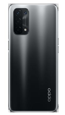 Oppo A74 5G 128GB Twilight Black Back
