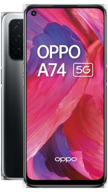 Oppo A74 5G 128GB Twilight Black