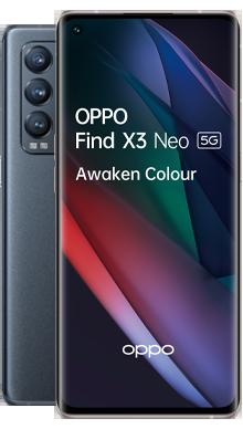 Oppo Find X3 Neo 5G 256GB Black
