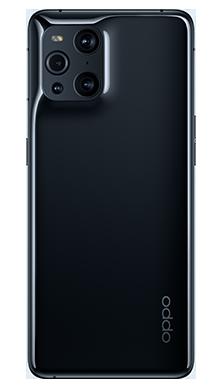 Oppo Find X3 Pro 5G 256GB Black Back
