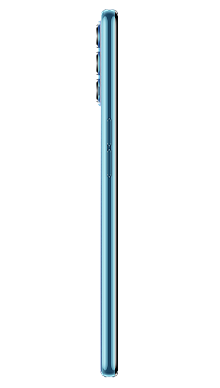 Oppo Reno4 5G 128GB Galactic Blue Side