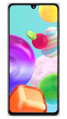 Samsung Galaxy A41 64GB Black Front